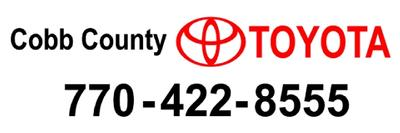 Cobb County Toyota Image 1