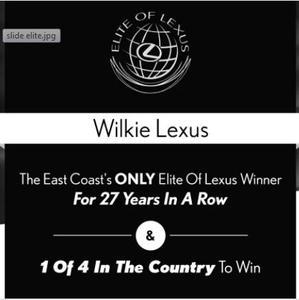 Wilkie Lexus Image 1