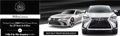 Wilkie Lexus Image 2