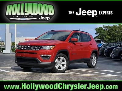 Jeep Compass 2021 for Sale in Hollywood, FL