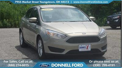 Ford Focus 2016 for Sale in Youngstown, OH