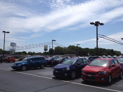 DeVoe Chevrolet Image 3