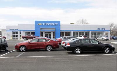 DeVoe Chevrolet Image 4