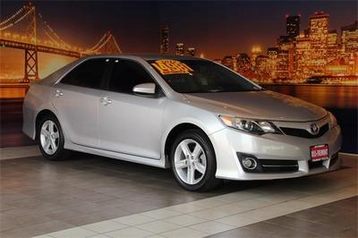 Toyota Camry 2012 for Sale in Fremont, CA