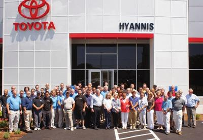 Hyannis Toyota Image 4