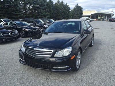 Mercedes-Benz C-Class 2013 for Sale in West Chester, PA