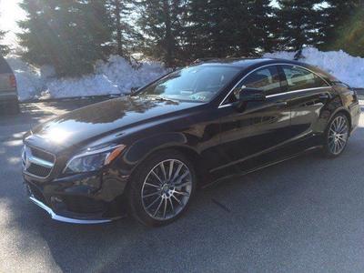 2016 Mercedes-Benz CLS-Class CLS 550 for sale VIN: WDDLJ9BB6GA161332