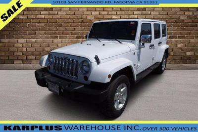 Jeep Wrangler Unlimited 2013 for Sale in Pacoima, CA