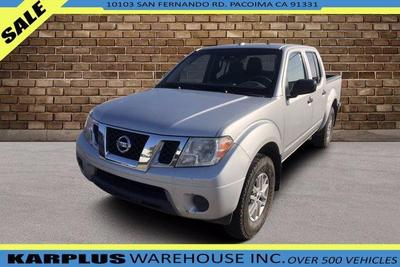 Nissan Frontier 2015 for Sale in Pacoima, CA