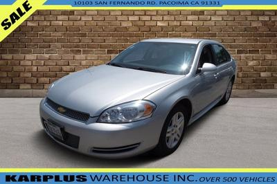 Chevrolet Impala Limited 2016 for Sale in Pacoima, CA
