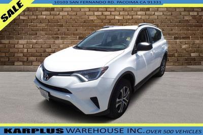 2016 Toyota RAV4 LE for sale VIN: 2T3BFREV8GW427495