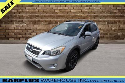 2013 Subaru XV Crosstrek  for sale VIN: JF2GPAWC1D2210491