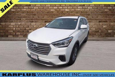 Hyundai Santa Fe 2017 for Sale in Pacoima, CA