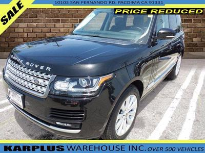 Land Rover Range Rover 2013 for Sale in Pacoima, CA