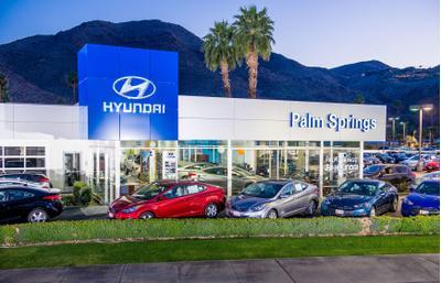 Palm Springs Hyundai Image 3