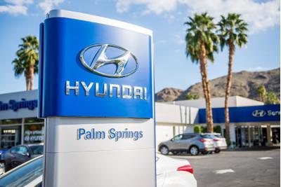 Palm Springs Hyundai Image 5
