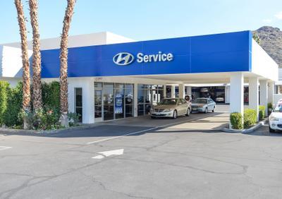 Palm Springs Hyundai Image 7