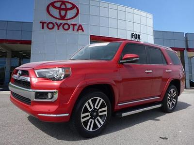 2016 Toyota 4Runner  for sale VIN: JTEBU5JR7G5385217
