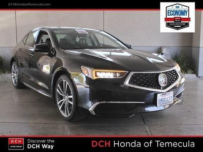 Acura TLX 2020 for Sale in Temecula, CA