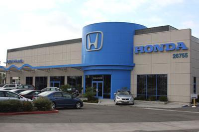 DCH Honda of Temecula Image 1