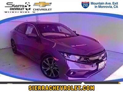 Honda Civic 2020 for Sale in Monrovia, CA