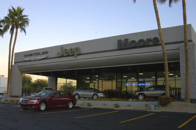 Moore Chrysler Jeep Fiat Image 5