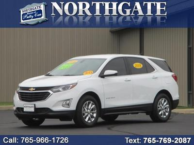 2018 Chevrolet Equinox LT for sale VIN: 2GNAXJEV6J6248876