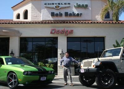 Bob Baker Chrysler Dodge Jeep RAM Fiat Image 1