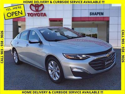 Chevrolet Malibu 2020 for Sale in Marshall, TX
