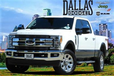 2017 Ford F-250 Lariat for sale VIN: 1FT7W2BT8HEC29704