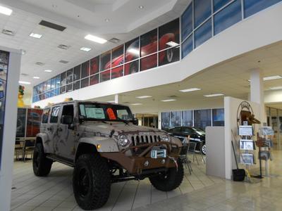 Dallas Chrysler Dodge Jeep RAM Image 5