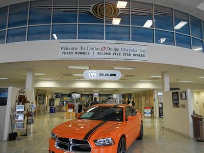 Dallas Chrysler Dodge Jeep RAM Image 6