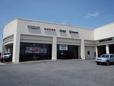Mall of Georgia Chrysler Dodge Jeep RAM Image 9