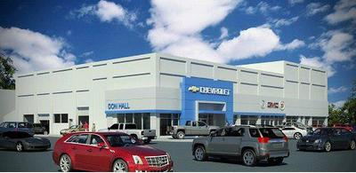 Don Hall GM Supercenter Image 1