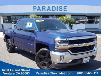 Chevrolet Silverado 1500 2018 for Sale in Ventura, CA