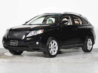2012 Lexus RX 350 Base for sale VIN: 2T2ZK1BA5CC076851