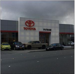 Putnam Toyota Alfa Romeo Fiat of Burlingame Image 1