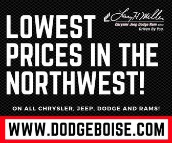 Larry H. Miller Chrysler Jeep Dodge RAM Boise Image 6