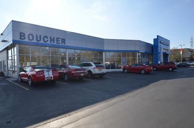 Frank Boucher Chevrolet Cadillac of Racine Image 5