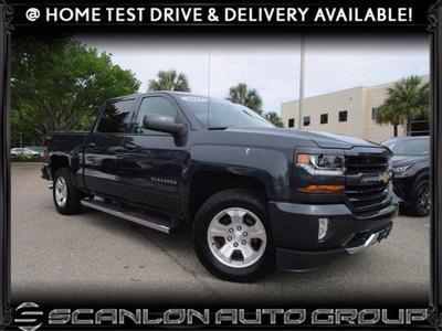 Chevrolet Silverado 1500 2017 for Sale in Fort Myers, FL