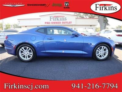 2019 Chevrolet Camaro 1LS for sale VIN: 1G1FA1RX1K0117188