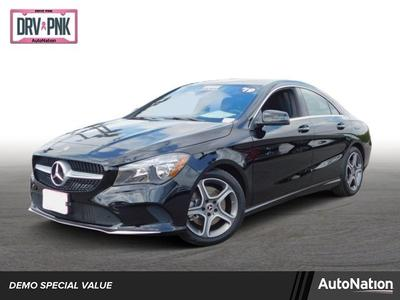 2019 Mercedes-Benz CLA 250 Base for sale VIN: WDDSJ4EB1KN708602