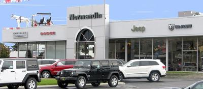 Normandin Chrysler Jeep Dodge Ram Fiat Image 2