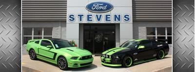 Stevens 112 Ford Image 1