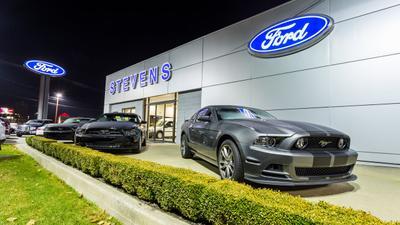 Stevens 112 Ford Image 5