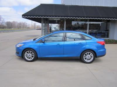 2016 Ford Focus SE for sale VIN: 1FADP3F21GL227039