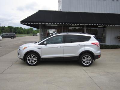 2013 Ford Escape SEL for sale VIN: 1FMCU9HX6DUA58423