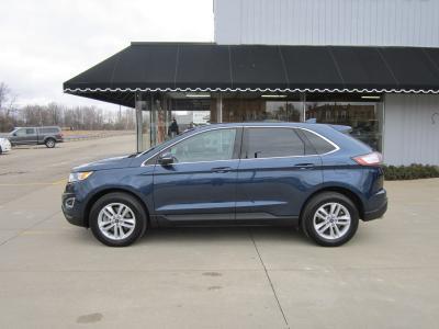 2017 Ford Edge SEL for sale VIN: 2FMPK4J95HBB55808