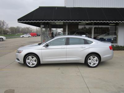 2017 Chevrolet Impala 1LS for sale VIN: 2G11Z5S32H9135294