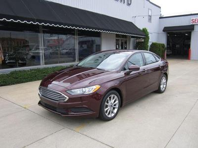 Ford Fusion 2017 for Sale in Richmond, MI